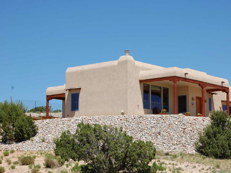 JG Madueña Homes - Pueblo Contemporary